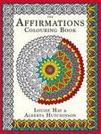 Affirmations colouring in book