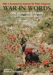 War in Words: One Hundred Years of Australian War Writing