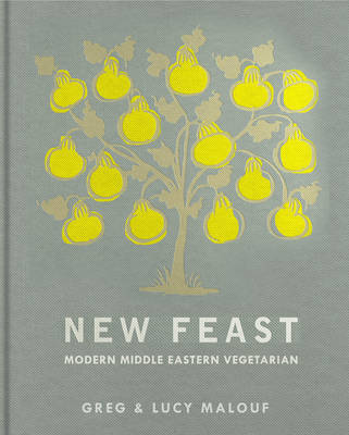 The New Feast - Modern Middle Eastern Vegetarian