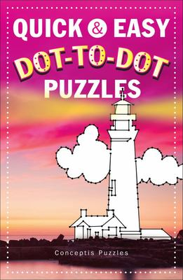 Quick & Easy Dot-to-Dot Puzzles