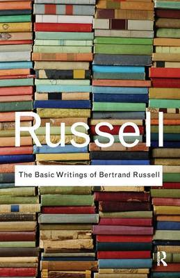 Basic Writings of Bertrand Russell