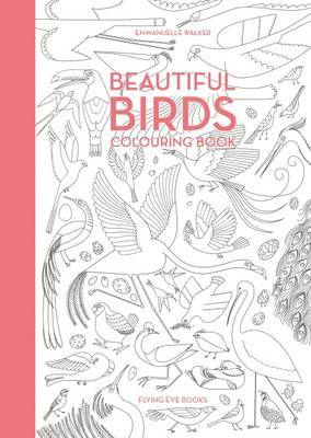 Beautiful Birds Colouring Book