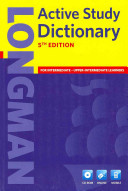 Longman Active Study Dictionary CD-ROM Pack