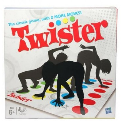 Twister : the Classic Game