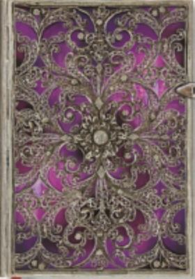 Paperblanks Journal - Aubergine (Midi Lined)
