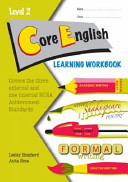 ESA CORE English Level 2 Learning Workbook
