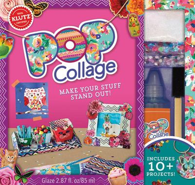 Pop Collage: Make Your Stuff Stand Out! (Klutz)