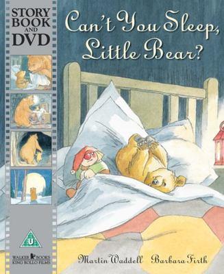 Can't You Sleep Little Bear Book + DVD