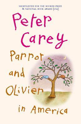 Parrot and Olivier in America (PB)