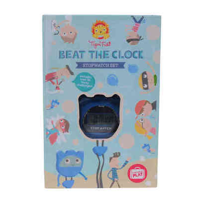 Beat the Clock: Stopwatch Set