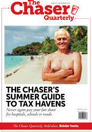 The Chaser Quarterly: Issue 1 Summer Guide to Tax Havens