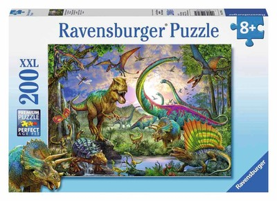 Rburg - Realm of the Giants Puzzle 200pc