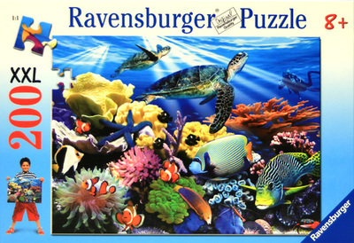 Ravensburger - Ocean Turtles 200pcs