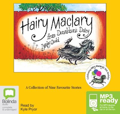 The Hairy Maclary Collection:: 30th Anniversary Edition (MP3)