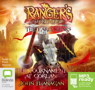 The Tournament at Gorlan (Ranger's Apprentice: The Early Years #1 MP3 CD)