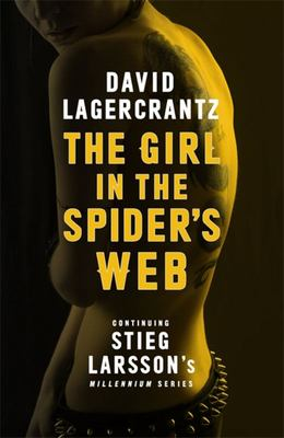 The Girl in the Spider's Web (Millennium #4)