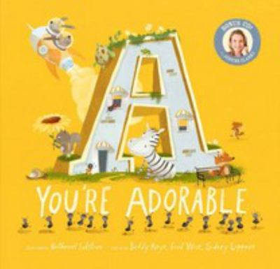 A, You're Adorable (HB + CD)