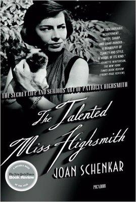Talented Miss Highsmith - Schenkar, Joan