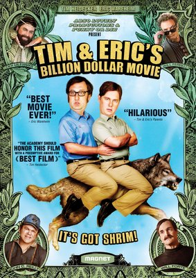 Tim & Eric: Billion Dollar Movie Dvd