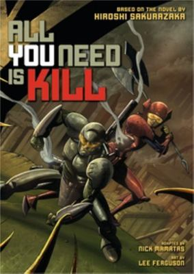 All You Need is Kill - Graphic Novel