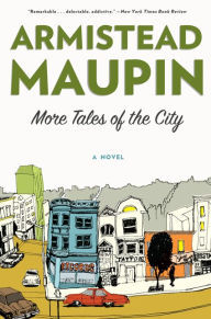 More Tales of the City - US Paperback
