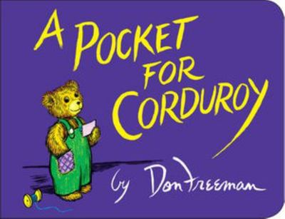 A Pocket for Corduroy (Board)