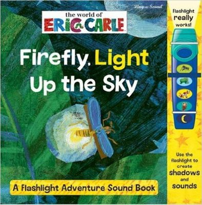 Eric Carle Book & Flashlight Set