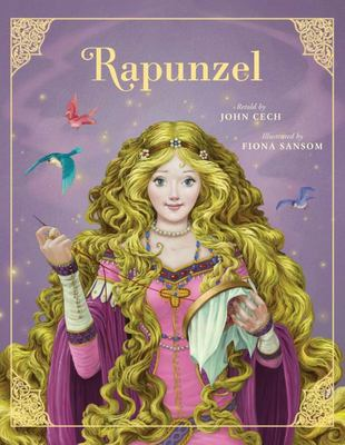 Rapunzel (Classic Fairy Tale Collection)