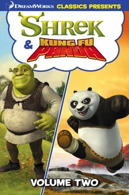 Shrek & Kung Fu Panda: Consequences (Dreamworks Classics #2)
