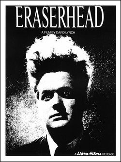 Eraserhead - David Lynch Movie Poster