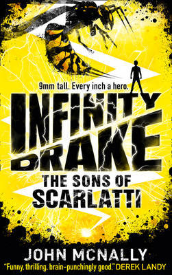 The Sons of Scarlatti (Infinity Drake #1)