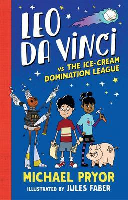 Leo Da Vinci vs the Ice-Cream Domination League