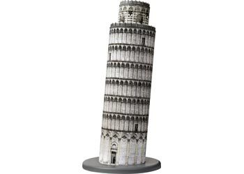Ravensburger Tower of Pisa 3D puzzle RB12557-9 216 pc