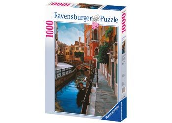 Large impressions of venice puzzle