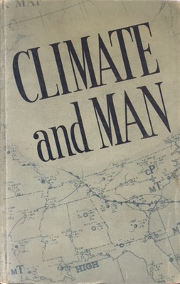 CLIMATE AND MAN