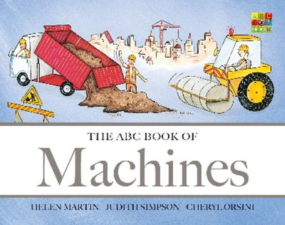 Machines (The ABC Book of...)