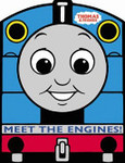 Thomas Meet the Engines! (Board Book)