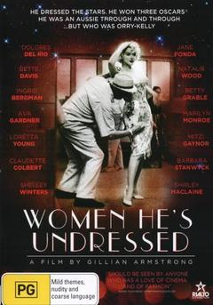 Women He's Undressed DVD