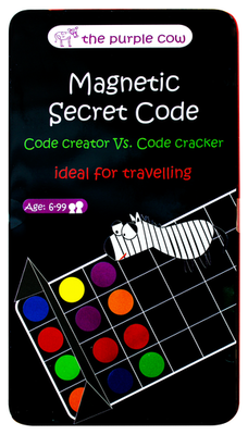Magnetic Secret Code Game