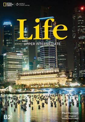 Life Upper Intermediate Student Book and DVD