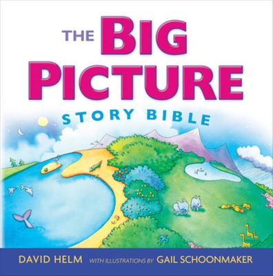 The Big Picture Story Bible (Hardback)