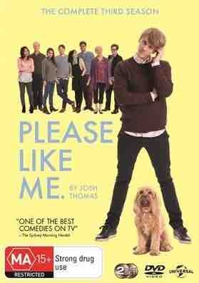 Please Like Me: Season 3 Dvd