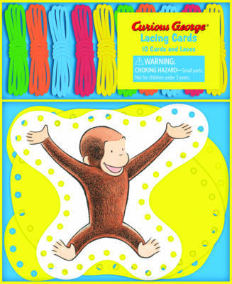 Curious George Lacing Cards