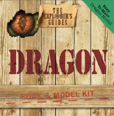 Dragon Book & Model Kit (Explorer's Guide)