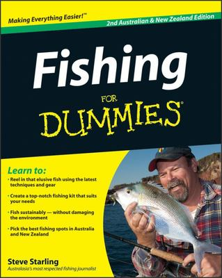 Fishing for Dummies, Australian and New Zealand Edition