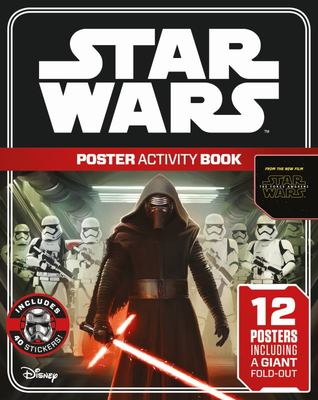 Star Wars Poster Activity Book (Star Wars: The Force Awakens)