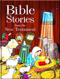 Bible Stories from the New Testament: Reference Book