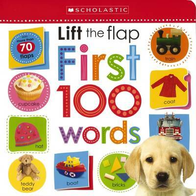 First 100 Words (Lift the Flap)