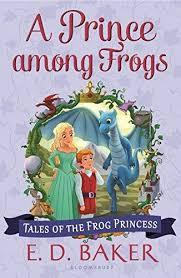 A Prince Among Frogs (Tales of the Frog Princess #8)