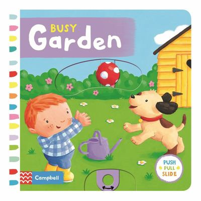 Busy Garden (Push Pull Slide)